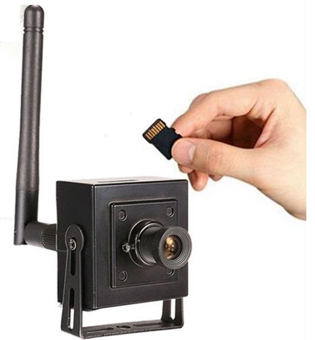 Ip камера с записью на свой сервер