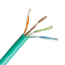 UTP 5-e cat 4 pair 24 AWG indoor CCA - Витая пара